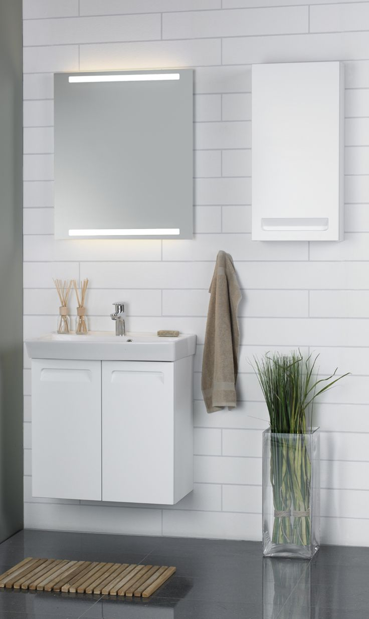 Furniture for small bathrooms - Select Your New Dansani Bathroom Here The Slim Depth Of The Washbasin And Furniture Makes Dansani Mido Ideal For Smaller Bathrooms And Shower Rooms Where