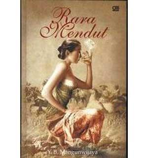 Rara Mendut - A Novel by Y.B. Mangunwijaya