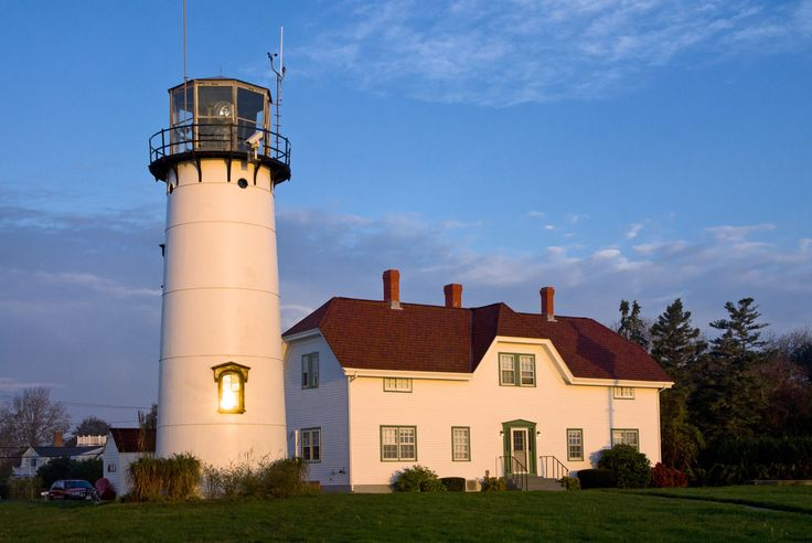 The best view in town is atop the Chatham Lighthouse.