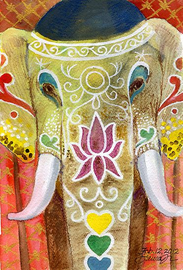 17 Best Images About Elephants On Pinterest Tribal