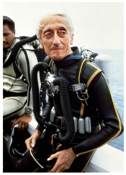 a biography of jacques yves cousteau a french scientist Nationality french gender male occupation oceanographer jacques-yves cousteau is perhaps the most well-known modern scuba diver and undersea explorer.