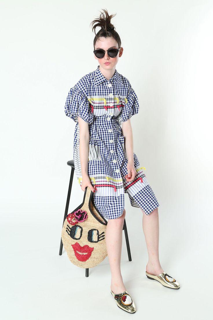 Tsumori Chisato Resort 2017 Fashion Show