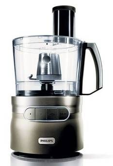 10. Philips The rimless surface of the Philips Robust gives this food processor a contemporary look and, with a bowl larger than any ...