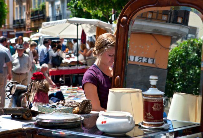 6 Flea Markets and Thrift Stores in Seville, Spain | Spain