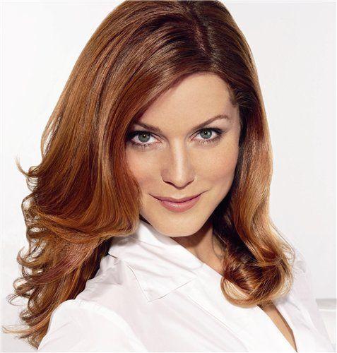 Esther Schweins, actress, comedienne
