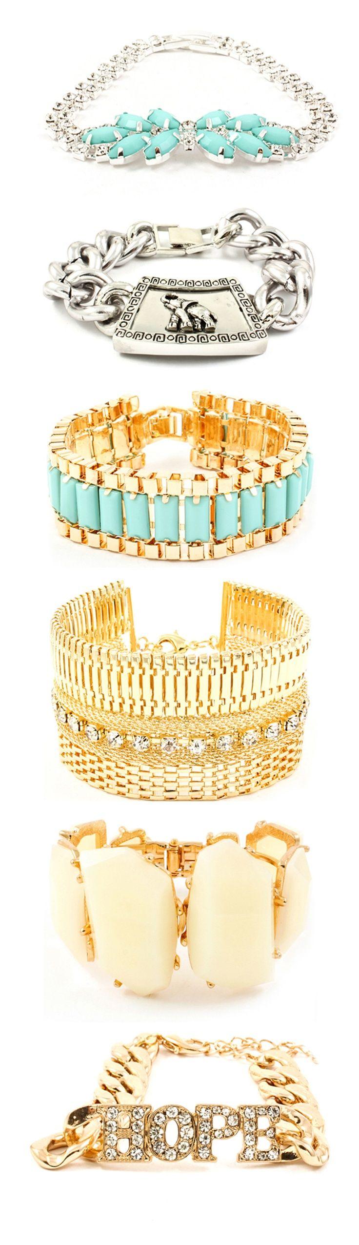 Arm Candy Bracelets <3 http://www.emmastine.com/index.php?campaign=type294=HardPin=Pinterest=HSESL