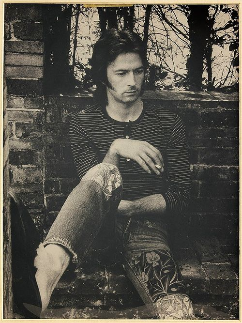 Clapton. (The Bluesbreakers, The Yardbirds, Cream, Blind Faith, Delaney  Bonnie and Friends, Derek and the Dominos)
