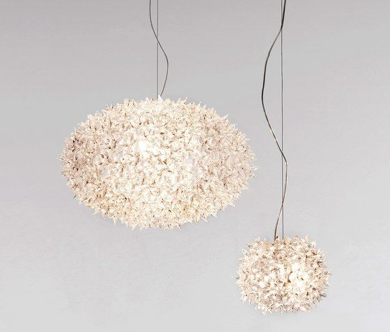 Allgemeinbeleuchtung | Pendelleuchten | Bloom | Kartell. Check it out on Architonic
