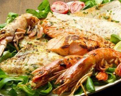 Parco dei Colli: cena di pesce per 2 con poker di antipasti, grigliata o fritto misto di pesce, dolce, acqua e caffè a soli 34.9 € anziché 80€. Risparmi il 56%!   Scontamelo
