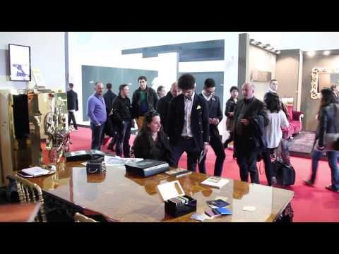 Boca do Lobo - iSaloni Milan 2013 - YouTube