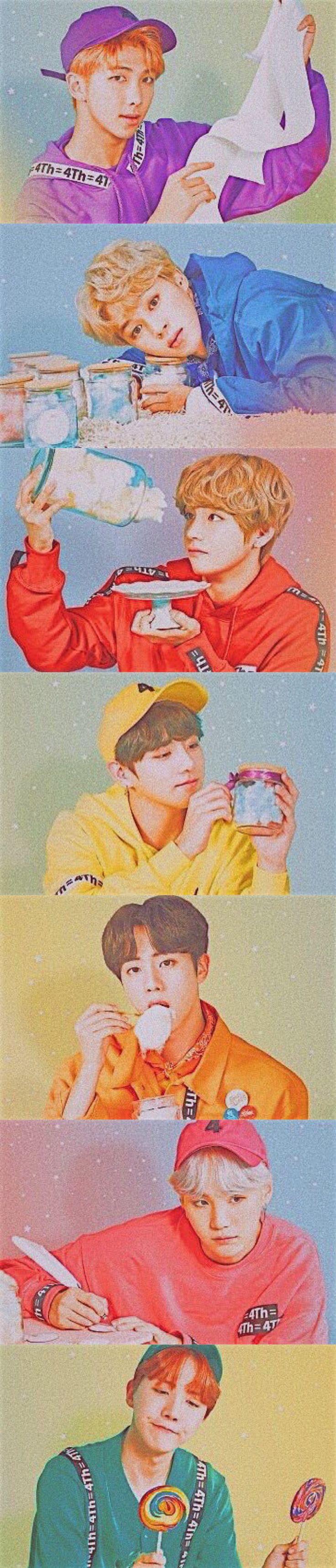 BTS ~♡