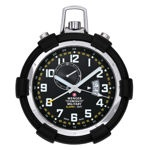 Wenger Swiss Military Traveler Pocket Alarm Watch