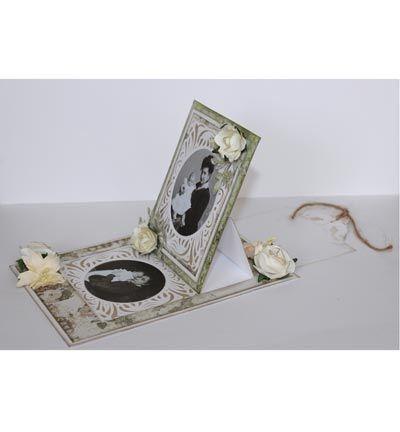 Joy!Crafts Stanzschablonen: vintage Rahmen - Hobby-Crafts24.eu