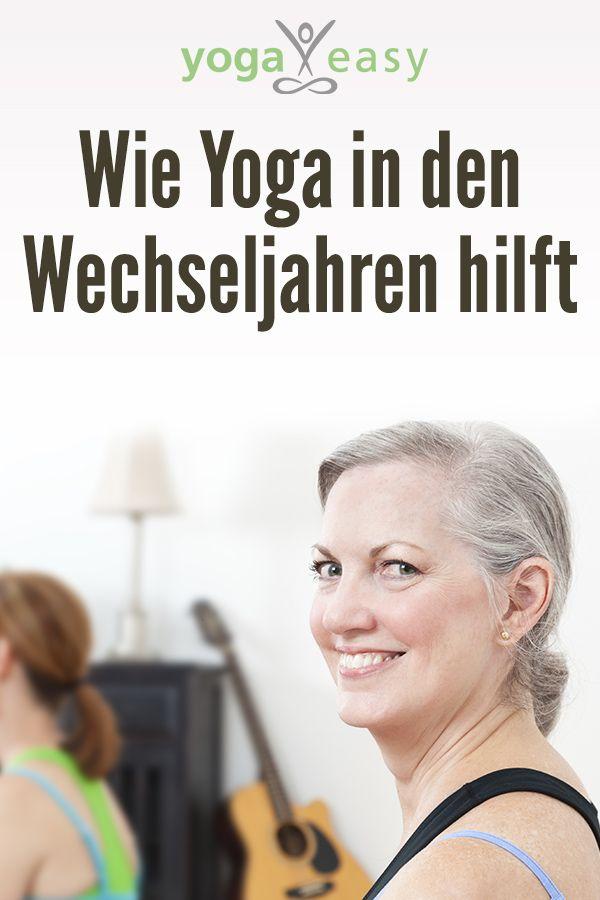 Wie Yoga in den Wechseljahren hilft