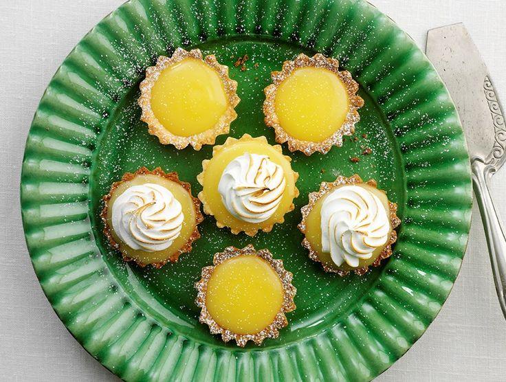Citrontarteletter
