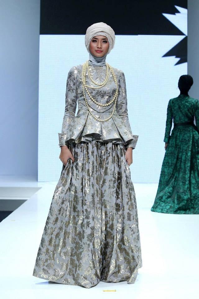 "Hauri ""Unity in Diversity"", Indonesia Islamic Fashion Fair 2013"