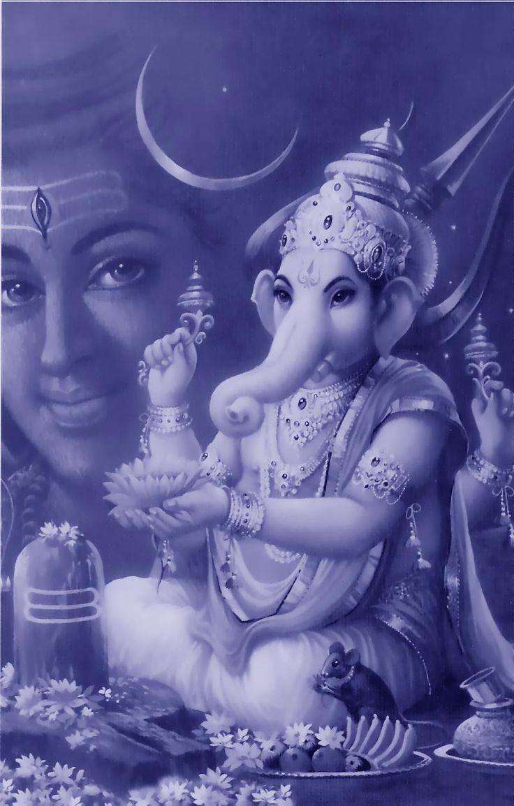 Ganesh Bhagwan & Shivling