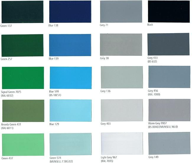 Shades Of Grey Color Chart Sigma Color Card Shades Of Grey Colour