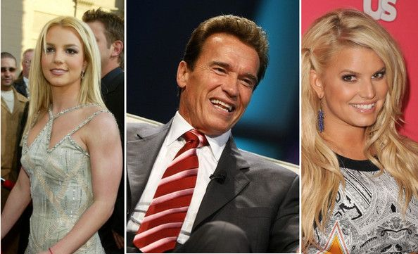 This article is about Republican celebrities but many of them sound like libertarians to me.