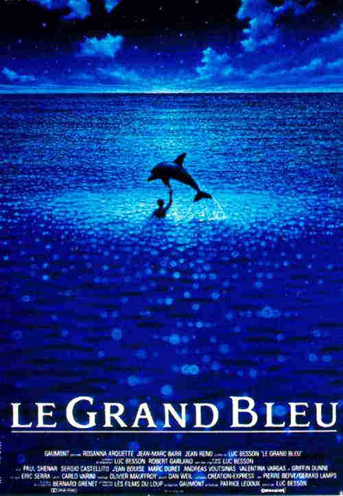 French film: Le Grand Bleu (The Big Blue) | Re-create famous movie scenes in Paris with the exclusive Talk in French e-book Paris for Selfies! You can get it for FREE when you buy a copy of https://store.talkinfrench.com/product/paris-for-foodies-your-ultimate-guide-to-eating-in-paris/ only $5 for both books!