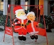Image result for Blow Up Inflatable Christmas Decoration