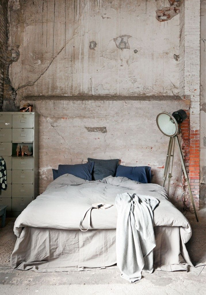48 besten industrie look bilder auf pinterest wohnen wohnideen und schlafzimmer ideen. Black Bedroom Furniture Sets. Home Design Ideas