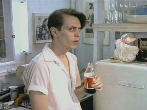 Steve Buscemi in Parting Glances (1986)