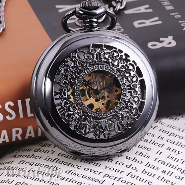 Steampunk #Pocket #Watch