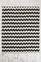 Zigzag Printed Rug  #UrbanOutfitters