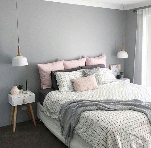 Bedroom styling goals