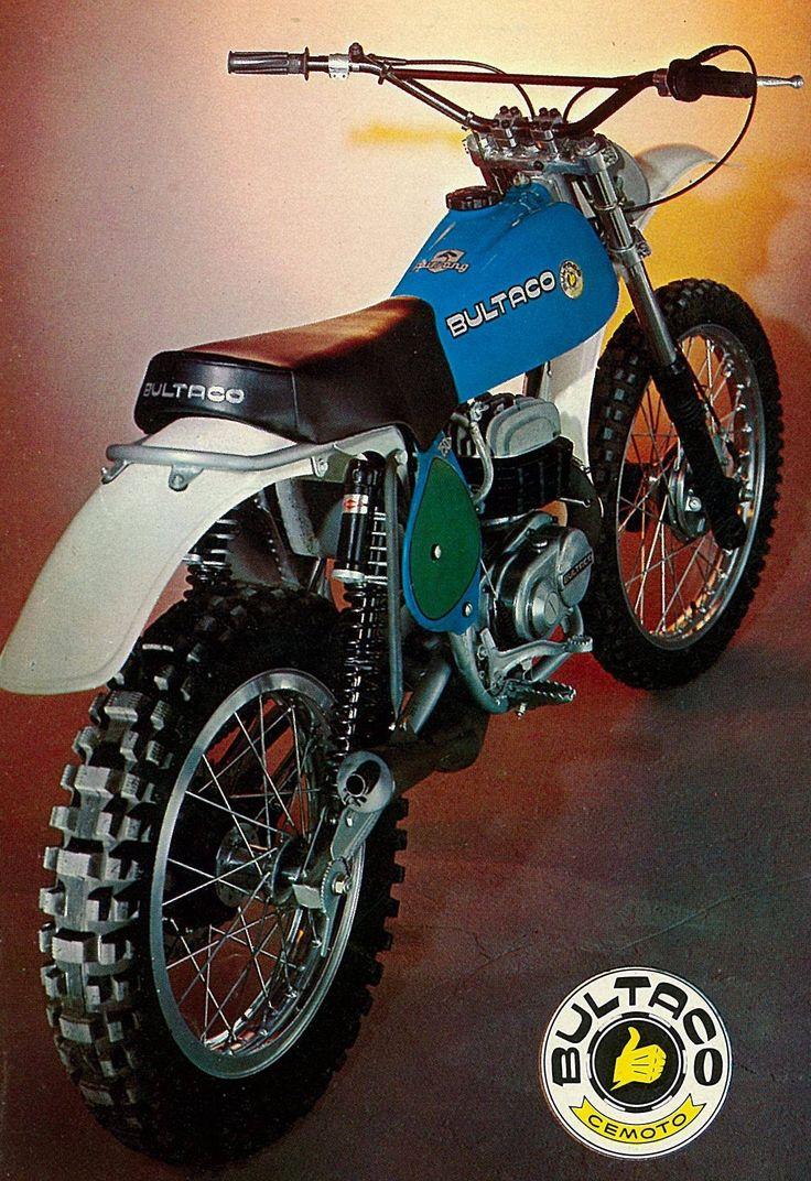bultaco moto