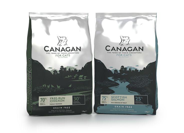 Canagan — The Dieline - Branding & Packaging