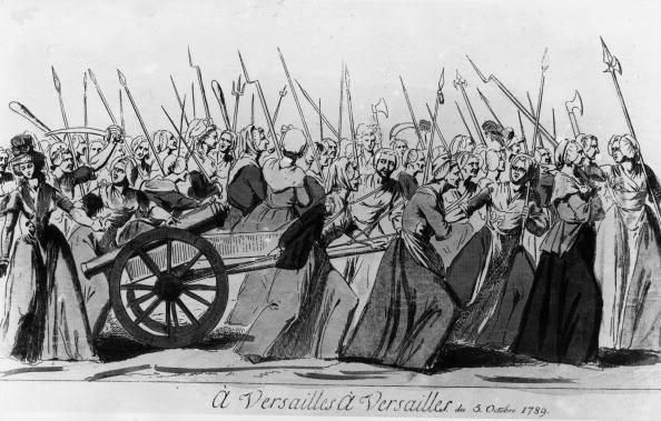 The Women's March on Versailles, was a riot that made a big push in the French Revolution. The large masses of women made some people think twice about the revolution. This was not the only riot that women participated in during the French Revolution.