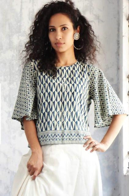 I like this top Vraj:Bhoomi/featured on the curated magazine blog