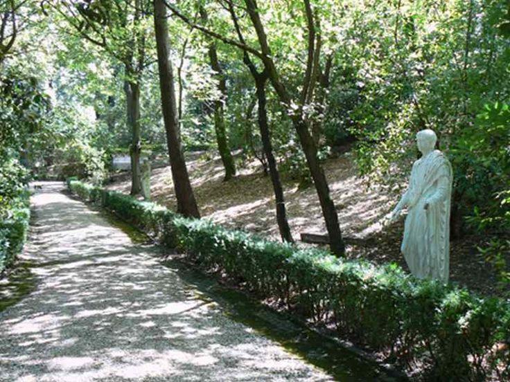 Gardens and Parks:Giardini Vaticani, Città del Vaticano, Lazio, Italy