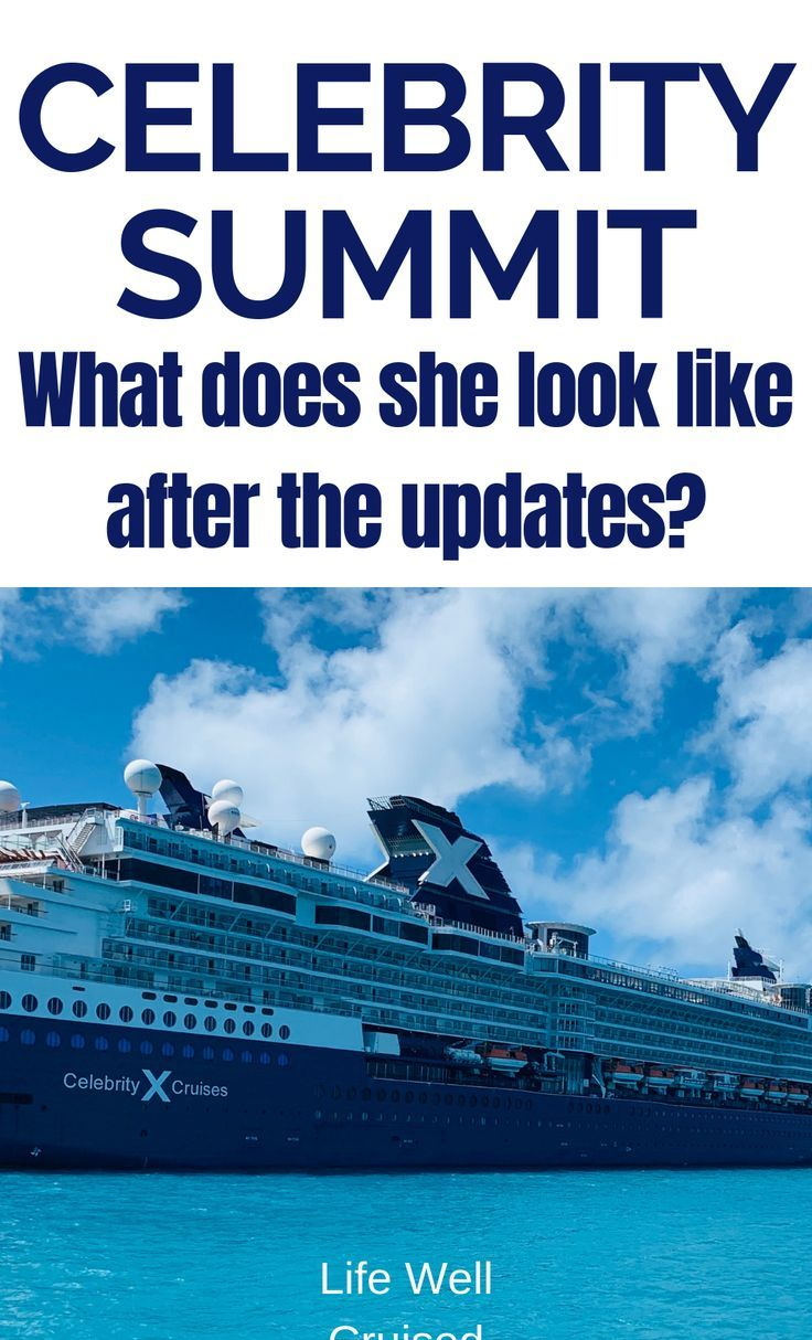 Celebrity Summit Cruise Review Post Revolutionized With Photos Celebrity Summit Cruise Reviews Cruise Vacation