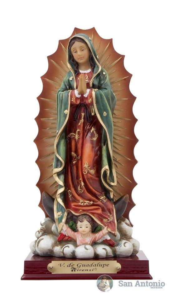 """Virgen De Guadalupe: El nombre de """"SIEMPRE VIRGEN SANTA MARÍA DE GUADALUPE"""" ella misma lo dio a Juan Bernardino, tío de Juan Diego, cuando se le apareció para sanar sus enfermedades."""