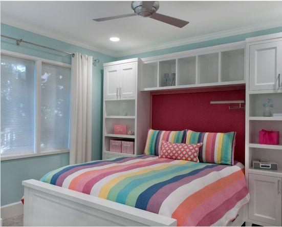 Michelle - Blog #My #room without the #walk-in #closet Fonte: http://www.limaonagua.com.br/inspiracoes/15-ideias-para-quartos-de-adolescentes/
