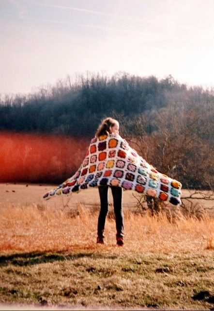 patchwork: Crochet Blankets, Granny Squares Blankets, Young Wild Free, Photo Ideas, Crochet Afghans, Indian Summer, Summer Pictures, Crochet Rugs, Knits Blankets