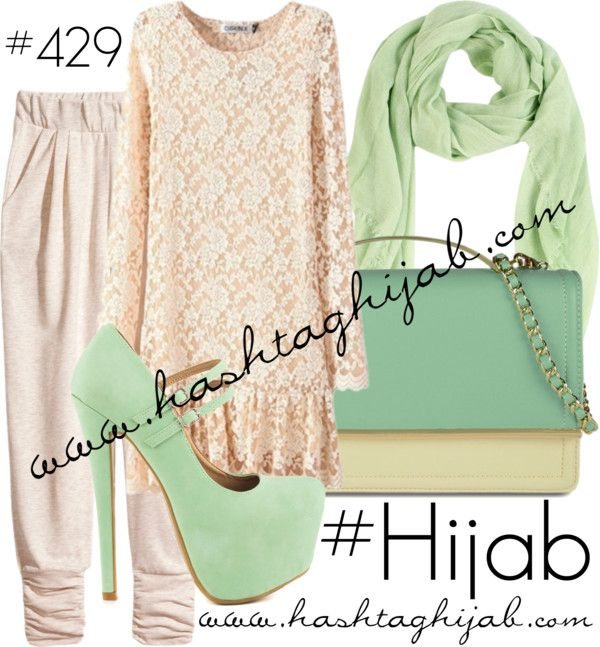 Hashtag Hijab Outfit #429