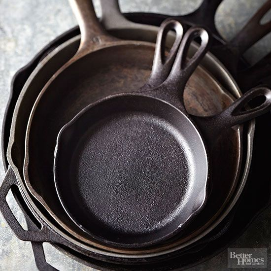 Proper cleaning and ongoing care ensure your cast-iron skillet will last a century or more. So, how do you clean a cast-iron skillet? Check out these strategies for preserving cast iron's good looks and no-stick properties/
