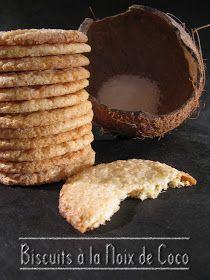 J'en reprendrai bien un bout...: Biscuits à la Noix de Coco (Martha Stewart # 8)