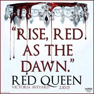 RED QUEEN Blog Tour: Review, 'This or That' with Victoria Aveyard + Giveaway