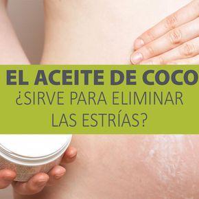 El aceite de coco es una excelente alternativa para poder tratar y combatir las estrías, ya que en alguna etapa de la vida estas indeseables marcas...