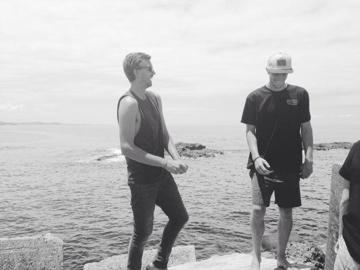 Tom and Simon