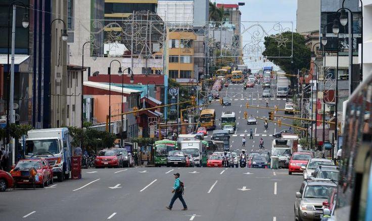 Costa Rica afronta serios problemas de contaminación atmosférica