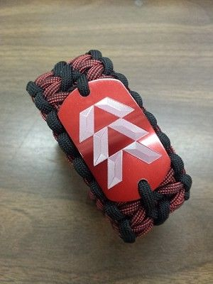 DESTINY HUNTER PARACORD GAMER BRACELET
