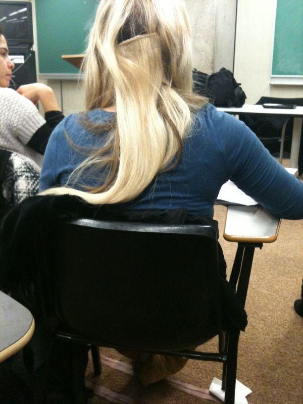 #Hairextensions #Fail...Soooo embarrassing!!! ;O