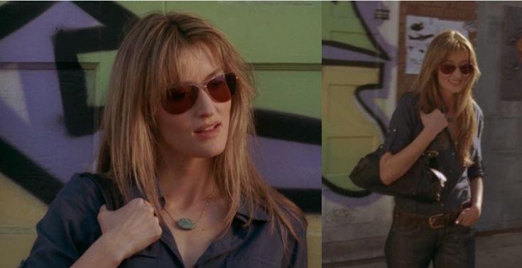 Californication's Karen Van der Beek (yeah, that's the character's last name according to imdb). Love her style.