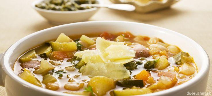 Francúzska zeleninová polievka